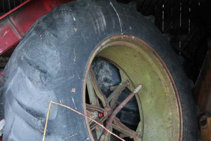 Tvilling hjul dim 16,9 *34