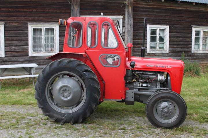 MF 35X Fullrenovert